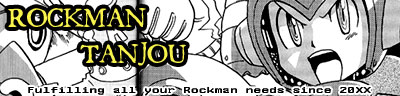 Rockman Tanjou